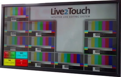 Live2Touch Monitor